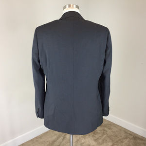 indochino Suits & Blazers - new Indochino 42 Charcoal Gray black suit WOOL